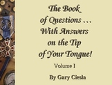 The Book of Questions...With Answers on the Tip of Your To