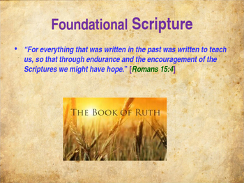 The Book of Ruth (Overview)