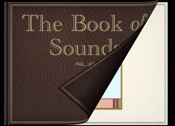 The Book of Sounds -- Daily Letter Sound Practice (MP4 file)