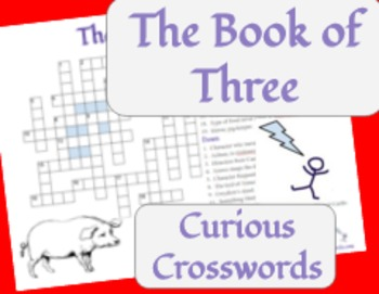 The Book of Three- Worksheet