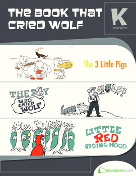 The Book that Cried Wolf