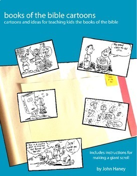 The Books of the Bible: Cartoons to Learn Names and Genres
