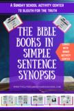 The Books of the Bible FUN BUNDLE