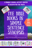 The Books of the Bible FUN BUNDLE
