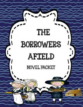 The Borrowers Afield Novel Study Unit Bundle