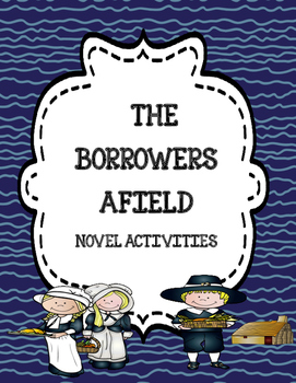 The Borrowers Afield (Activities)