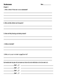 The Borrowers-Chapter Guide Questions