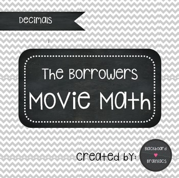The Borrowers Movie Math Decimal Operations