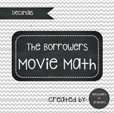 The Borrowers Movie Math Decimal Operations