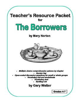 The Borrowers Resource Packet