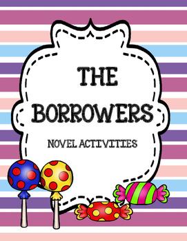 The Borrowers ( by Mary Norton) Novel Activity Packet