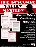 The Boscombe Valley Mystery: Sherlock Holmes Close Reading