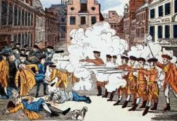 Play: The Boston Massacre