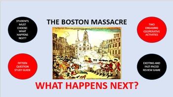 when did the boston massacre happen