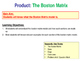 The Boston Matrix - Product Portfolio - Marketing Mix - 4