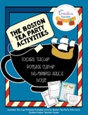 The Boston Tea Party Activities