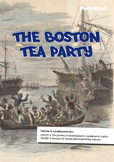 The Boston Tea Party Resource Bundle
