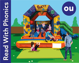 The Bouncing Castle: Learn The Phonic Sound ou (loud) Learn To Read With Phonics