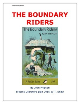 The Boundary Riders by Joan Phipson