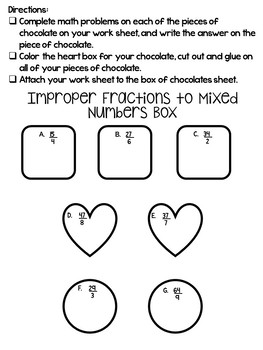 The Box of Chocolates Math Review