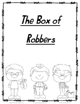 The Box of Robbers Short Story