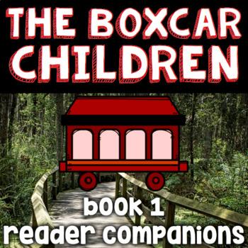 The Boxcar Children #1 Reader Companions