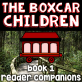 The Boxcar Children #1 Reader Companions