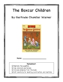 The Boxcar Children Book Club Packet