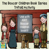 The Boxcar Children Book Series Trifold Activity