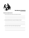 """""""The Boxcar Children"""" Discussion Questions and QUIZ"""