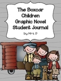 The Boxcar Children Graphic Novel Student Journal (Common