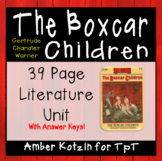 The Boxcar Children Literature Guide (Common Core Aligned)