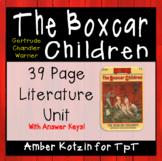 The Boxcar Children Literature Guide (Common Core Aligned)