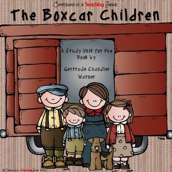 The Boxcar Children - Literature Study