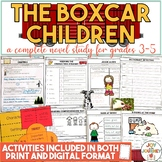 The Boxcar Children: Novel Study Packet