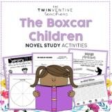 The Boxcar Children Novel Study - The Twinventive Teachers