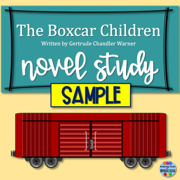 The Boxcar Children {Novel Study of Chapter 1}