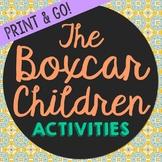 The Boxcar Children Novel Unit Study Activities, Book Comp