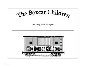 The Boxcar Children Study Book