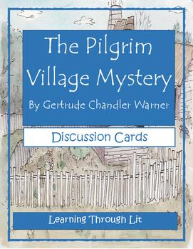 The Boxcar Children THE PILGRIM VILLAGE MYSTERY - Discussi