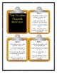 The Boxcar Children THE PILGRIM VILLAGE MYSTERY - Discussion Cards