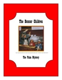 "The Boxcar Children ""The Pizza Mystery"" Comprehension Packet"