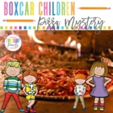 The Boxcar Children: The Pizza Mystery Novel Study