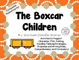 The Boxcar Children by Gertrude Chandler Warner: A Complete Novel Study!