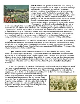 The Boxer Rebellion Primary Source and Image Analysis