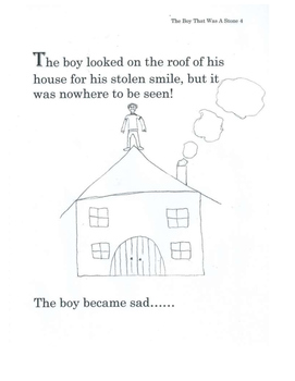 The Boy That Was a Stone Common Core Aligned. Printable PDF.