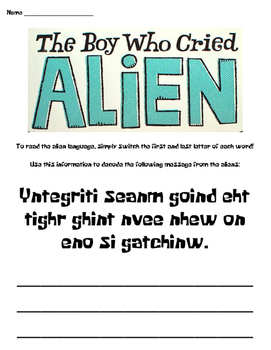 The Boy Who Cried Alien - Integrity Message Decoding