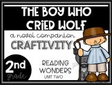 The Boy Who Cried Wolf Craft