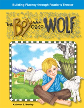 The Boy Who Cried Wolf--Reader's Theater Script & Fluency Lesson