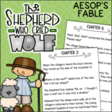 The Boy Who Cried Wolf Reading Comprehension Activity Book